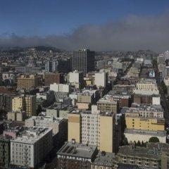 Отель Hilton San Francisco Union Square фото 13