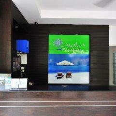 Отель Aloha Residence Пхукет интерьер отеля фото 2