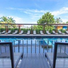 Отель Marina Express-AVIATOR-Phuket Airport бассейн