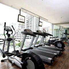 Отель Galleria 10 Sukhumvit Bangkok by Compass Hospitality фитнесс-зал