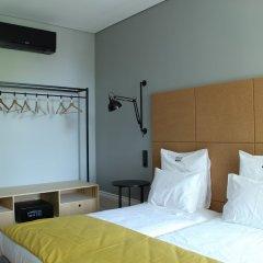 Отель Porto Music Guest House Порту сейф в номере