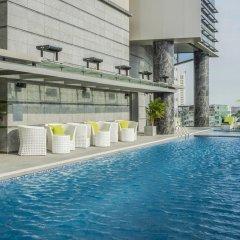 Отель Pullman Saigon Centre бассейн фото 2