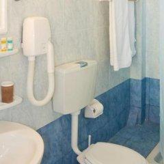 Отель Glaros ванная
