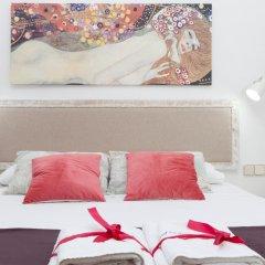 Отель Hostal Vazquez De Mella Мадрид комната для гостей фото 2