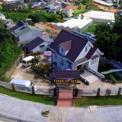 Отель Thanh HoÀi Homestay Далат парковка