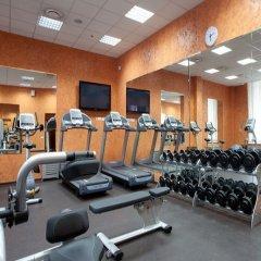 Гостиница Новый Петергоф фитнесс-зал фото 2