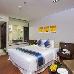 Отель Central Palace Hotel Вьетнам, Хошимин - отзывы, цены и фото номеров - забронировать отель Central Palace Hotel онлайн комната для гостей фото 4