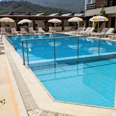 Armas Park Hotel Турция, Кемер - отзывы, цены и фото номеров - забронировать отель Armas Park Hotel онлайн бассейн фото 3