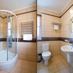 Гостиница Оселя ванная