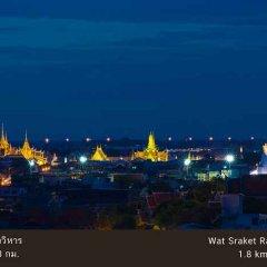 Отель The Raweekanlaya Bangkok Wellness Cuisine Resort Бангкок приотельная территория фото 2
