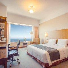 Weihai Golden Bay Resort Hotel комната для гостей фото 2