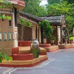 Отель Chokhi Dhani Resort Jaipur фото 12
