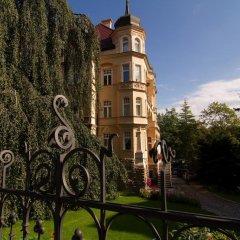 Отель Apartmany Villa Liberty Чехия, Карловы Вары - отзывы, цены и фото номеров - забронировать отель Apartmany Villa Liberty онлайн детские мероприятия фото 2