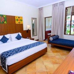 Отель Heritage Village Club Гоа комната для гостей фото 5