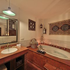 Отель Solar MontesClaros ванная фото 2