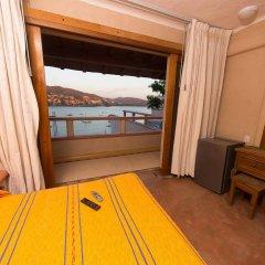 Отель Villa del Pescador комната для гостей фото 4