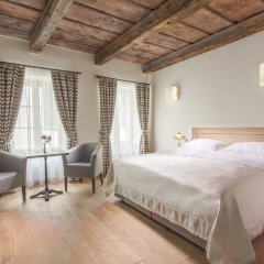 Отель U Bílé lilie Чехия, Прага - отзывы, цены и фото номеров - забронировать отель U Bílé lilie онлайн комната для гостей