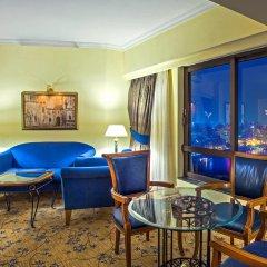 Отель Ramses Hilton комната для гостей