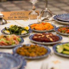 Отель Riad Ibn Khaldoun Марокко, Фес - отзывы, цены и фото номеров - забронировать отель Riad Ibn Khaldoun онлайн питание фото 3
