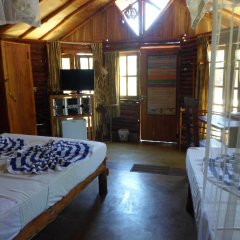 Отель Kirinda Beach Resort комната для гостей фото 2