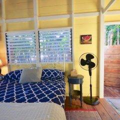 Отель Katamah Beachfront Resort Ямайка, Треже-Бич - отзывы, цены и фото номеров - забронировать отель Katamah Beachfront Resort онлайн комната для гостей фото 5