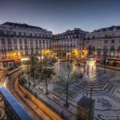 Bairro Alto Hotel балкон