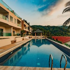 Отель Kata Top View by Lofty бассейн