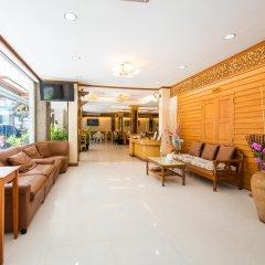 Отель Wall Street Inn Бангкок интерьер отеля фото 2