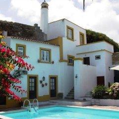 Отель Casa do Castelo da Atouguia бассейн фото 2