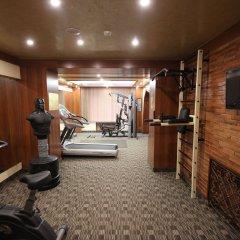 Гостиница Уют фитнесс-зал фото 4