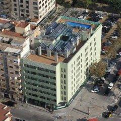 Отель Aura Park Aparthotel Оспиталет-де-Льобрегат
