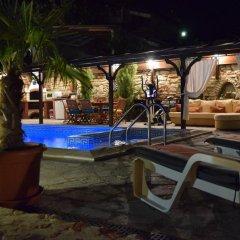 Отель Villa Rosa Dei Venti Болгария, Балчик - отзывы, цены и фото номеров - забронировать отель Villa Rosa Dei Venti онлайн бассейн фото 3