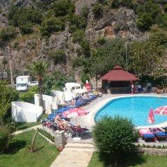 Ata Lagoon Beach Hotel бассейн