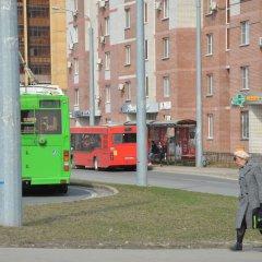 Zozh Хостел городской автобус