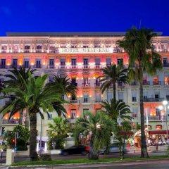 Отель West End Nice Франция, Ницца - 14 отзывов об отеле, цены и фото номеров - забронировать отель West End Nice онлайн вид на фасад