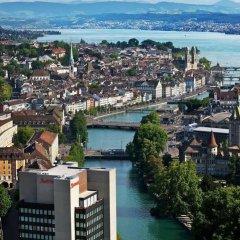 Zurich Marriott Hotel фото 5