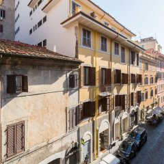 Апартаменты Monti Colosseum Apartment-Urbana балкон