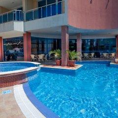 Esperanto Hotel Sunny Beach бассейн