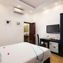 Отель Hanoi Focus Boutique Hotel Вьетнам, Ханой - 1 отзыв об отеле, цены и фото номеров - забронировать отель Hanoi Focus Boutique Hotel онлайн удобства в номере фото 2