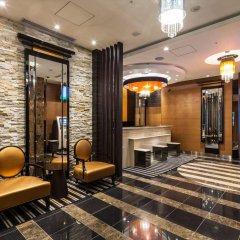 APA Hotel Kanda-Jimbocho-Ekihigashi интерьер отеля фото 3