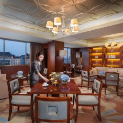 Jin Jiang West Capital International Hotel питание