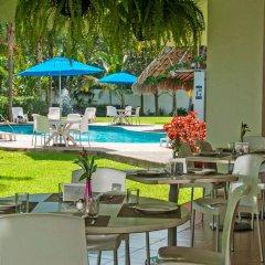 Отель Comfort Inn Puerto Vallarta Пуэрто-Вальярта бассейн
