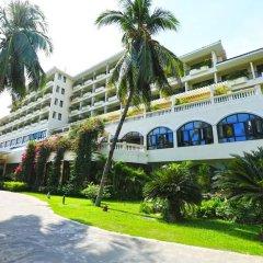 Отель Palm Beach Resort&Spa Sanya парковка