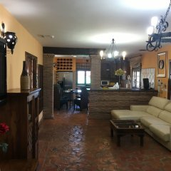 Отель La Hacienda del Marquesado Сьерра-Невада интерьер отеля