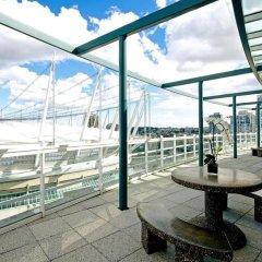 Отель Hampton Inn and Suites by Hilton, Downtown Vancouver Канада, Ванкувер - отзывы, цены и фото номеров - забронировать отель Hampton Inn and Suites by Hilton, Downtown Vancouver онлайн приотельная территория фото 2