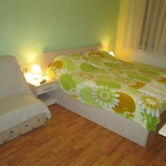 Отель Guest House Happiness Болгария, Кранево - отзывы, цены и фото номеров - забронировать отель Guest House Happiness онлайн комната для гостей фото 2