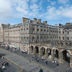 Отель Parliament Apartment Великобритания, Эдинбург - отзывы, цены и фото номеров - забронировать отель Parliament Apartment онлайн балкон
