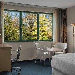Отель Four Points by Sheraton Brussels комната для гостей фото 4