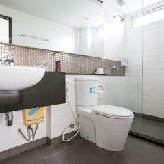 Snooze Hotel Thonglor Bangkok Бангкок ванная