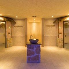 Отель Lindner Golf Resort Portals Nous сауна